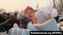 Жителька Авдіївки Світлана Трухманова. Жінка відмовилася від евакуації