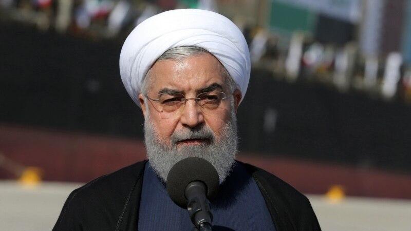 Իրանի նախագահը շնորհավորել է Արմեն Սարգսյանին