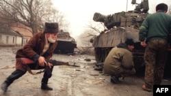 Террорга каршы чара 1999 елның октябрендә башланды