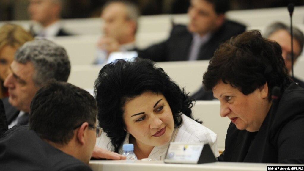 Расследование против обвиненной в коррупции депутата ПАСЕ Милицы Маркович: МИД Боснии и Герцеговины выражает сожаления