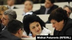 Parlament BiH, poslanici iz RS