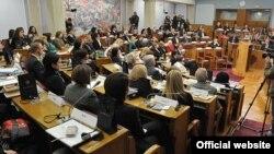 Žene u Skupštini Crne Gore na Međunarodni dan žena
