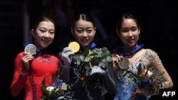Спортивная гордость. Медали Галышевой и Турсынбаевой