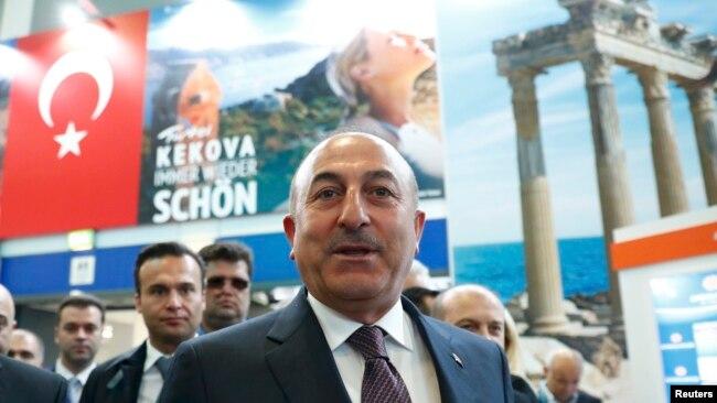 Türkiyə xarici işlər naziri Mevlut Çavuşoğlunun Rorretdam şəhərində etməli olduğu çıxış qadağan edilib