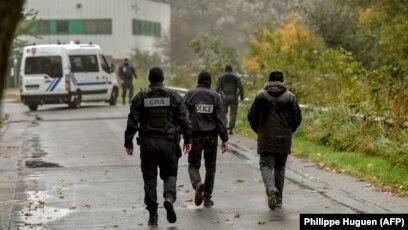 Francuski policajci, fotoarhiv