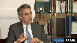 «Azad Avropa/Azadlıq Radioları»nın prezidenti Ceffri Qedmin