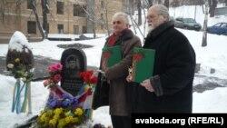 Анатоль Бароўскі і Багдан Жалдак