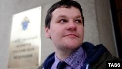 Russian blogger Dmitry Aleshkovsky