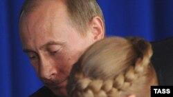 Зачем Владимир Путин хочет встретиться с лидером украинской оппозиции Юлией Тимошенко?