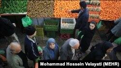 بازارچهای در تهران