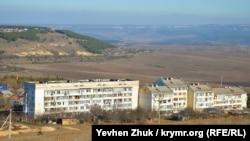 Вид на поселок «10-й километр»