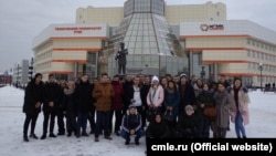 Студенти з керченського коледжу в Свердловській області, Росія