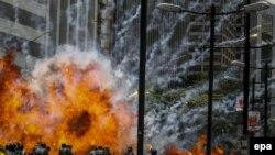 """Взрыв в Каракасе в день выборов в """"конституционную ассамблею"""" (30 июля 2017 г.)"""