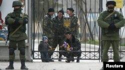 Simferopol - 4 mart 2014