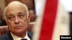 نبیل العربی، وزیر خارجه پیشین مصر و دبیرکل کنونی اتحادیه عرب