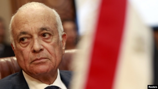 Arab League chief Nabil El-Araby will lead a delegation of Arab ministers to Gaza