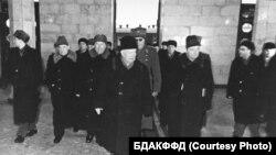 Візыт Хрушчова ў Менск, 1962 год