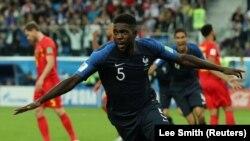بررسی بازی فرانسه و بلژیک در مرحله نیمه نهایی