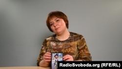 Олена Большаніна, мати дівчинки з синдромом Дауна, президентка ВБО «Даун Синдром»
