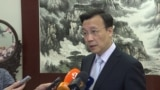 Chinese Ambassador Riled By Questions About Abuse In Xinjiang