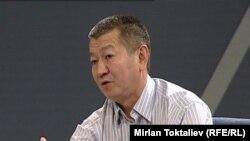 """Последний эфир Мелиса Эшимканова в программе """"Неудобные вопросы"""", 7 сентября 2011 года."""