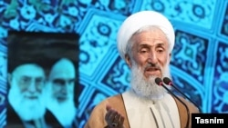 Iran -- File Photo:Tehran's Friday Prayer Temporary Imam, Kazem Sedighi Undated