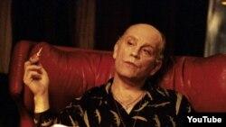 """""""Stanley Kubrick olmaq"""" filmindən bir kadr."""