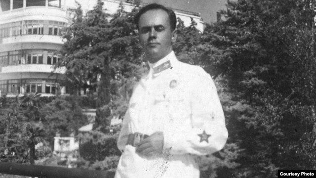 Дмитрий Россет