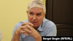 Депутат Заксобрания Ульяновской области Александр Кругликов
