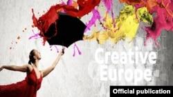 Plakat Kreativne Evrope