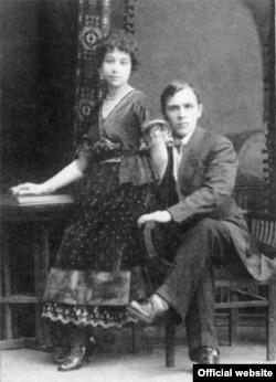 Заһидә һәм Кәрим Тинчуриннар, 1919 ел