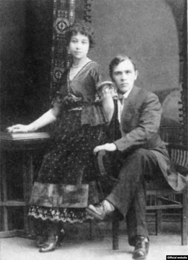 Заһидә һәм Кәрим Тинчуриннар