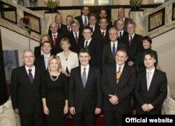 Vlada Hrvatske, 23. prosinca 2011