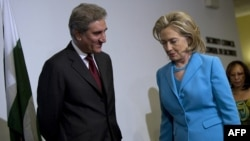 The talks will be led by Pakistani Foreign Minister Shah Mahmood Qureshi and U.S. Secretary of State Hillary Clinton.