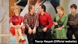 "Спектакль Театра Наций ""Рассказы Шукшина"""