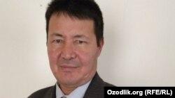 Кашкадарьинский правозащитник Чуян Маматкулов.