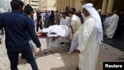 در حمله به مسجد امام صادق در کویت دستکم ۲۷ نفر کشته شدند