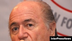 The claims are a major embarrassment for FIFA and come less than a month before President Sepp Blatter stands for reelection.