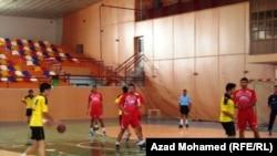 بطولة كرة اليدفي السليمانية