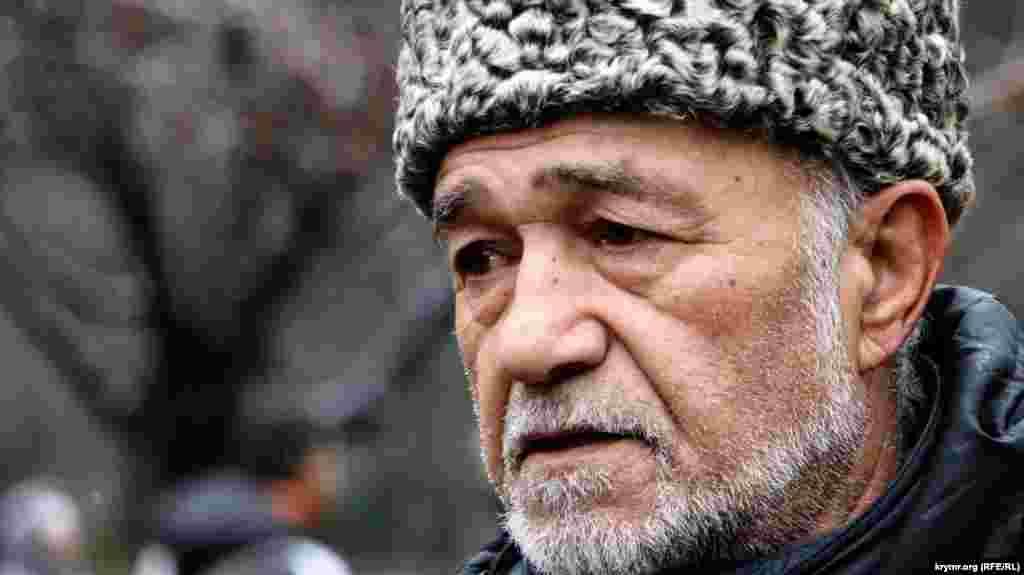 Бывший член ревизионной комиссии Курултая, крымскотатарский активист Куртсеит Абдуллаев