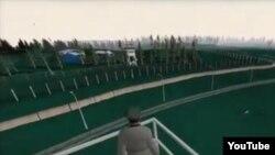 """Скриншот компьютерной игры """"1378 km"""""""