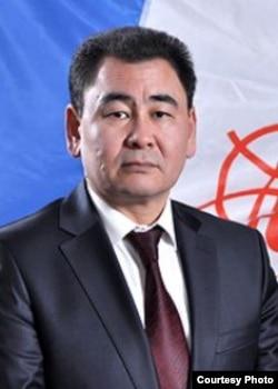 Сапар Асанов.