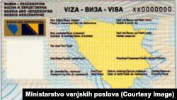 """Informacije o """"lažnim vizama"""", kako je to kazao član Predsjedništva Bosne i Hercegovine iz reda srpskog naroda Milorad Dodik, Predsjedništvu BiH dostavilo je državno Ministarstvo sigurnosti, na čelu s ministrom Fahrudinom Radončićem."""