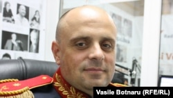 Sacked Moldovan army chief Iurie Dominic