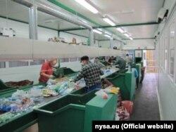 Сміттєпереробний завод у Польщі