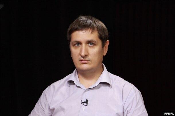 Адвокат Андрей Ребриков