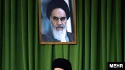 Ayatollah Ali Khamenei addresses Iranians on the anniversary of Ayatollah Ruhollah Khomeini's death.