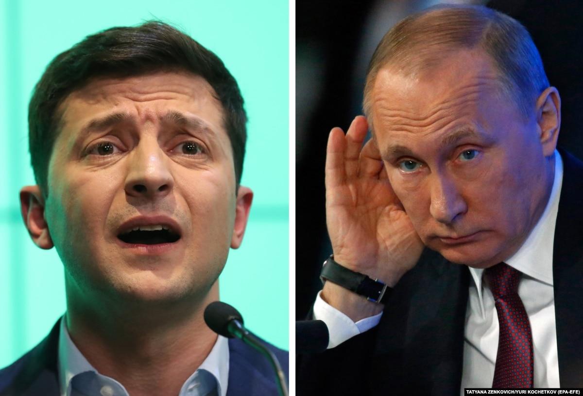Зеленский: Путин предложил обмен «всех на всех»