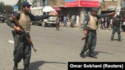 تصویر نیروهای امنیتی کابل