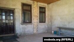 Уваход у офіс Аўтуховіча